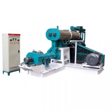 Wet Way Floating Fish Feed Pellet Making Machine/Cat Feed Puffing Machine/Dog Feed Extruder