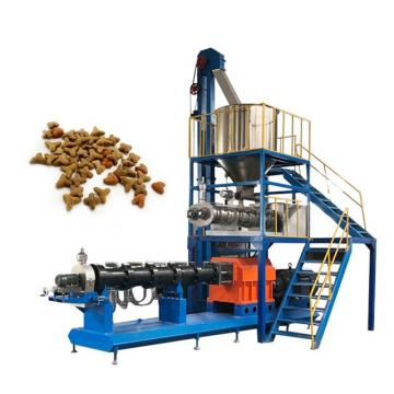Guaranteed Quality Floating Fish Feed Mill Equipment Fish Feed Processing Line