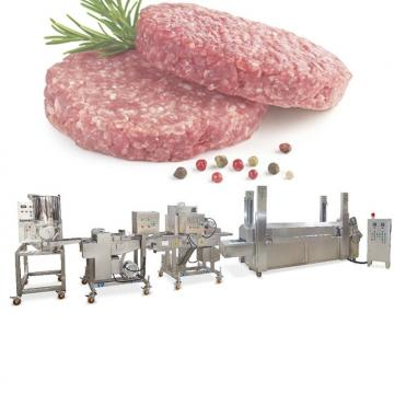 Factory Price Burger Patty Press Machine / Meat Pie Making Machine