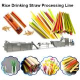 Biodegradable Disposable Products Coffee Cup Beverage Bottle Milk Soda Water Drinking Paper Straw Making Forming Machine